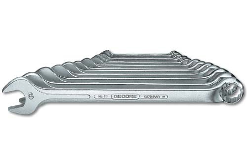 GEDORE Ring-Maulschlüssel-Satz 12-tlg 10-32 mm 7 XL-012